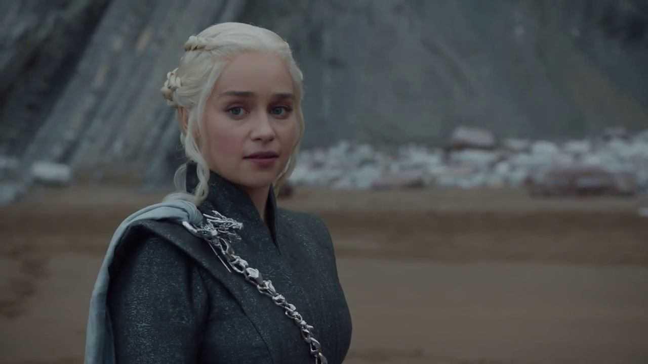 Game of Thrones 8: Emilia Clarke parla dell'addio a Daenerys