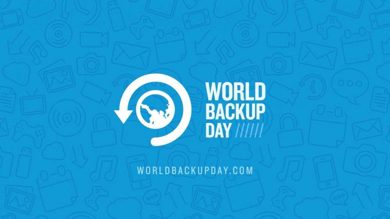 World Backup Day: 8 consigli per non perdere il lavoro di una vita