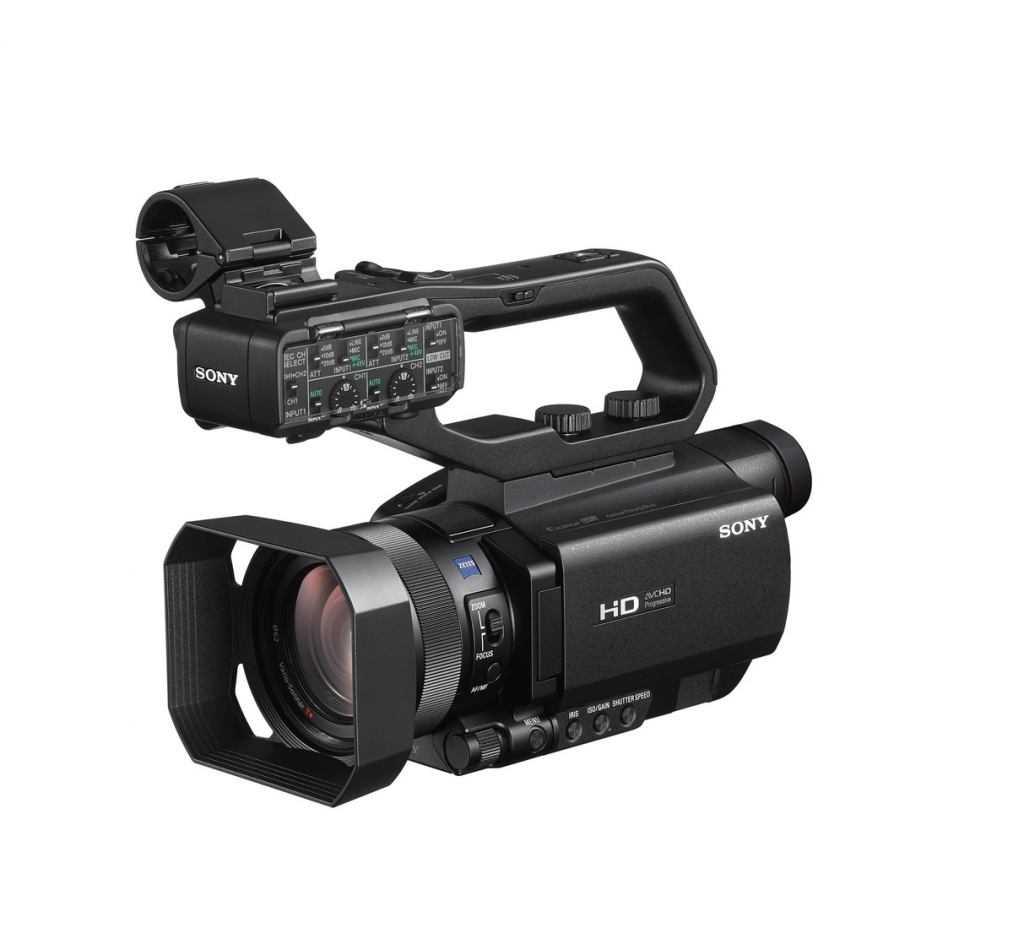 NAB 2019: Sony lancia il camcorder HD entry-level HXR-MC88