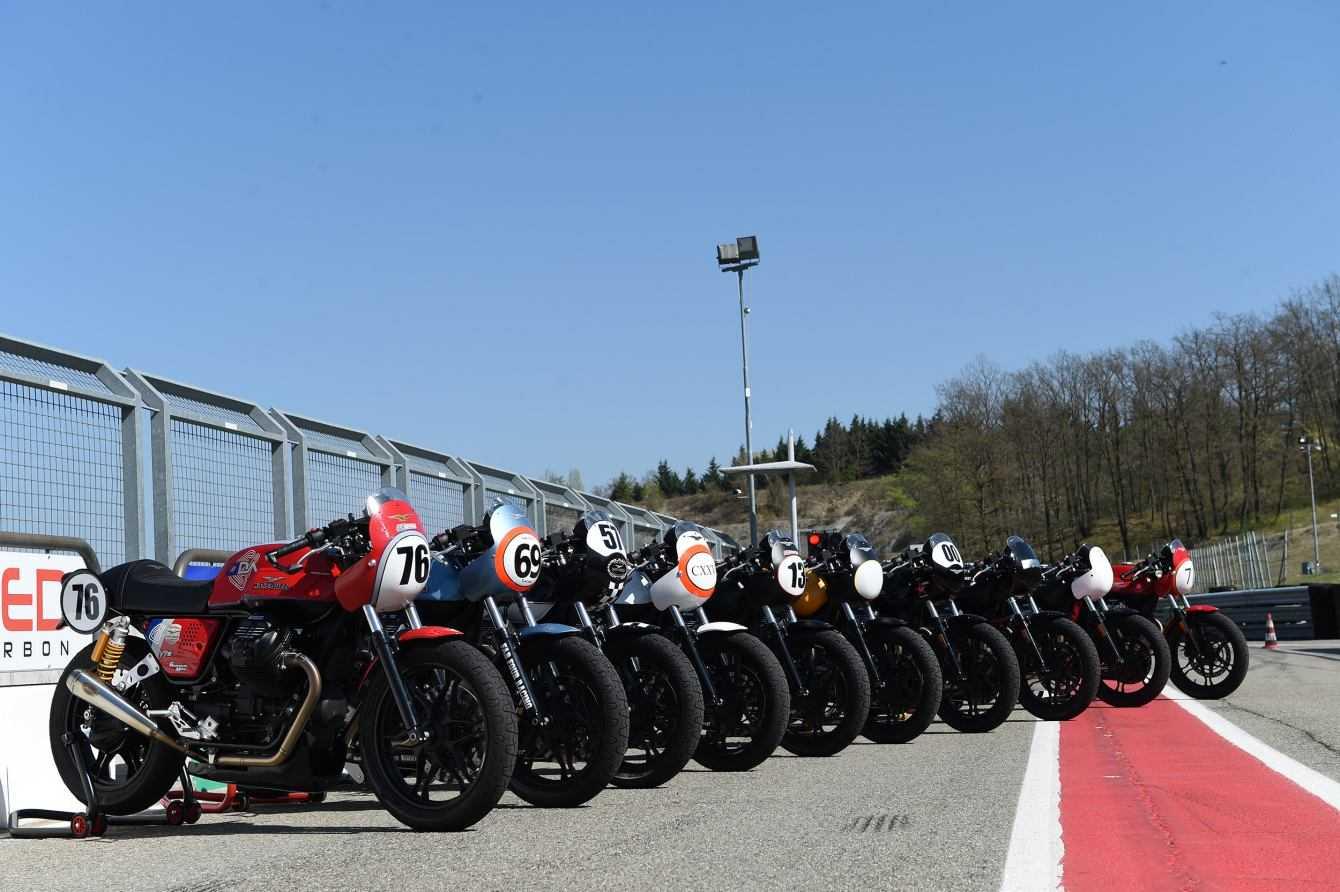 Moto Guzzi Fast Enduranceè pronto a tornare in pista