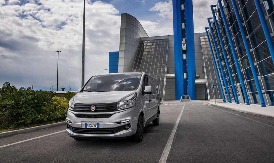 """Fiat Professional al """"Salone del Mobile.Milano"""" 2019"""