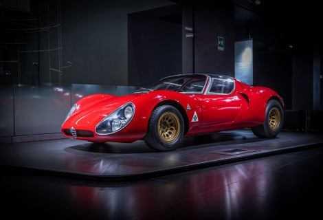 """In Germania Alfa Romeo trionfa ai """"Motor Klassik Awards 2019"""""""