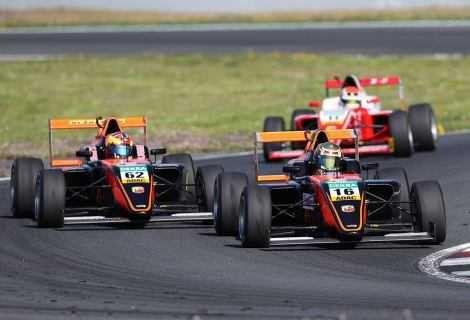 Abarth fornitore ufficiare di motori del Campionato F4