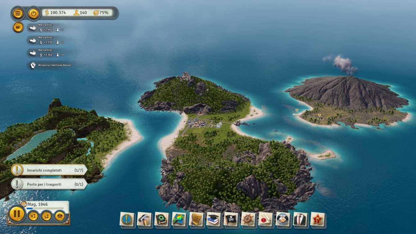 Recensione Tropico 6: El Presidente alla riscossa
