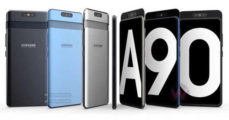 Samsung Galaxy A90: scheda tecnica, prezzo, data di uscita