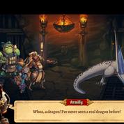 SteamWorld Quest, il trailer di lancio ufficiale