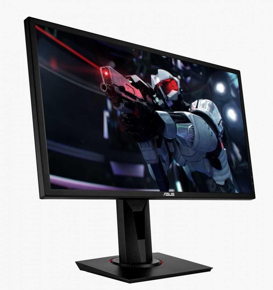 ASUS annuncia tre nuovi gaming monitor NVIDIA GSYNC