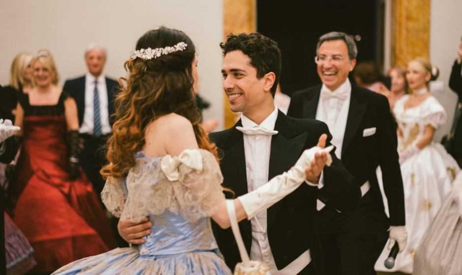 Gran Ballo di Primavera: ospiti Giorgia Ferrero e Luca Avallone