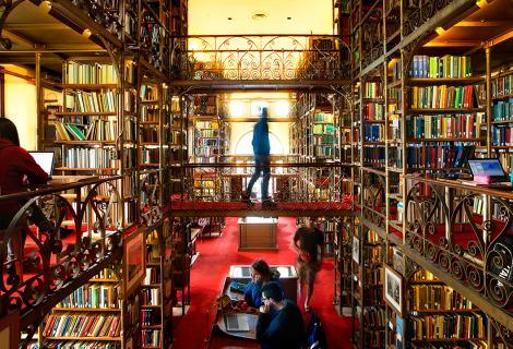 Libri: 10 biblioteche molto speciali da visitare assolutamente