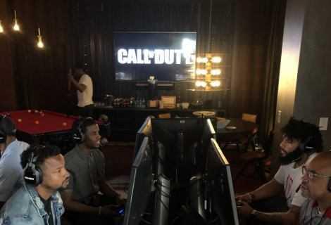 Il prossimo Call Of Duty è stato giocato da atleti professionisti