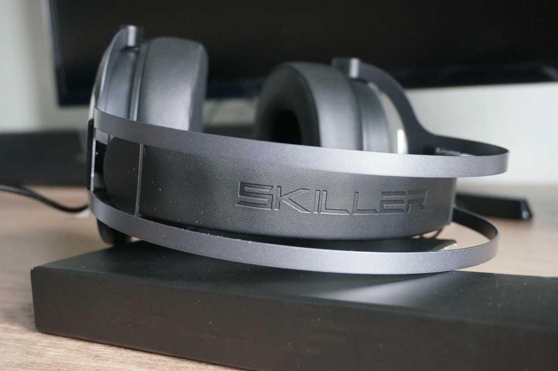 Recensione Sharkoon Skiller SGH3: sulla soglia del best buy