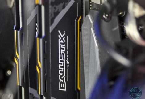 Recensione Crucial Ballistix Sport AT DDR4 3200MHz CL16