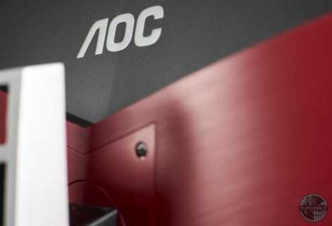 AOC Agon AG251FG: test e calibrazione superati? | Recensione