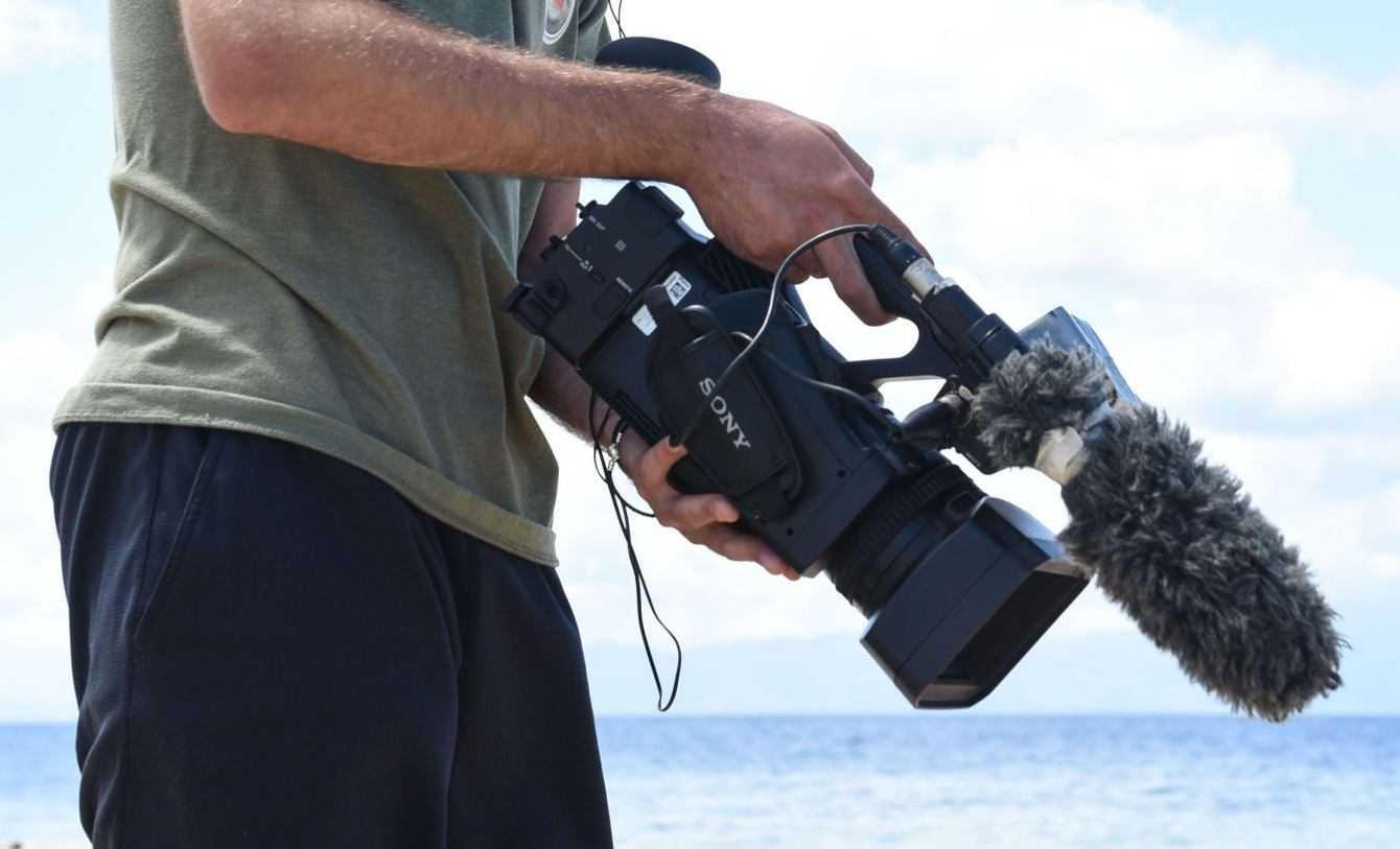 Isola dei Famosi: Sony PXW-Z190 per Cayos Cochinos