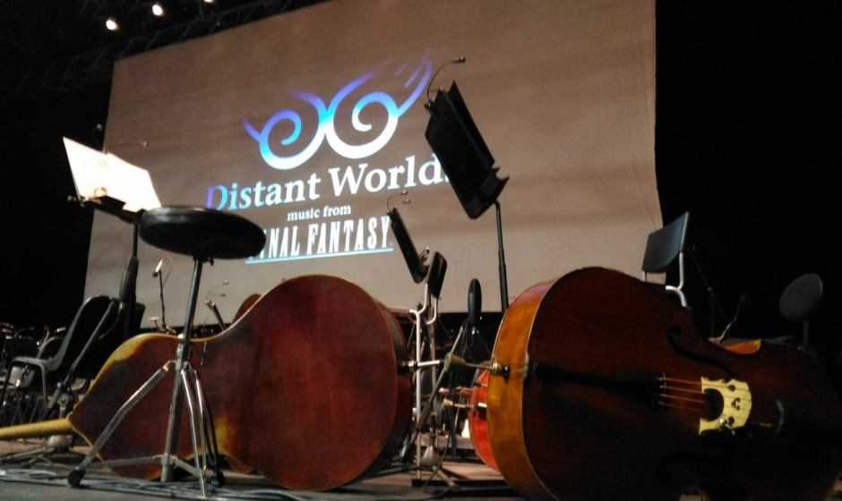 Distant Worlds: Music from Final Fantasy, una serata di melodie