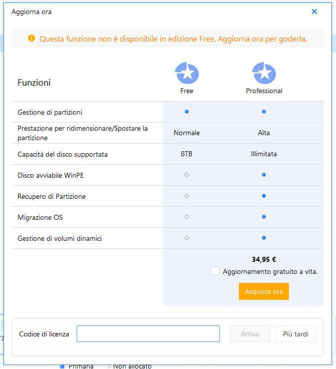 EaseUS Partition Master Free Edition, un must? | Recensione