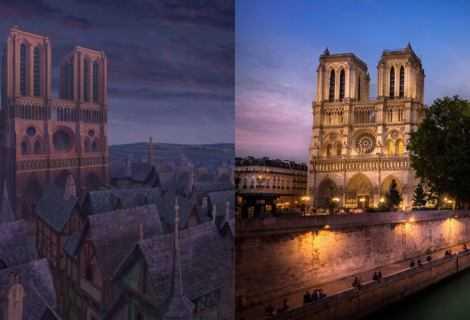 Notre Dame gara di generosità: Disney dona 5 milioni di dollari