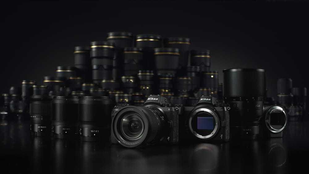 Nikon Z6 II e Nikon Z7 II: arriva il teaser ufficiale