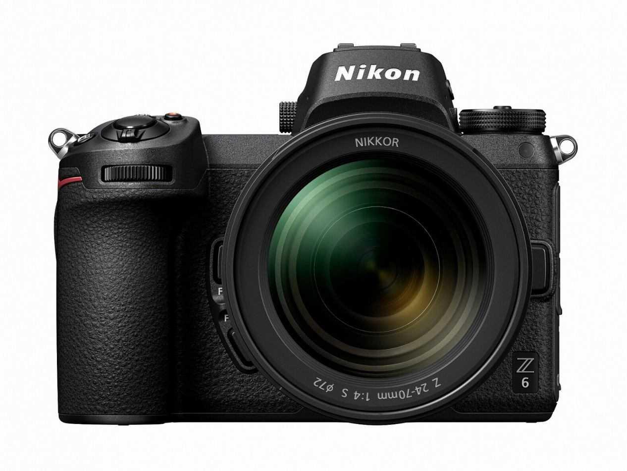 Nikon: due aggiornamenti firmware per la serie Z