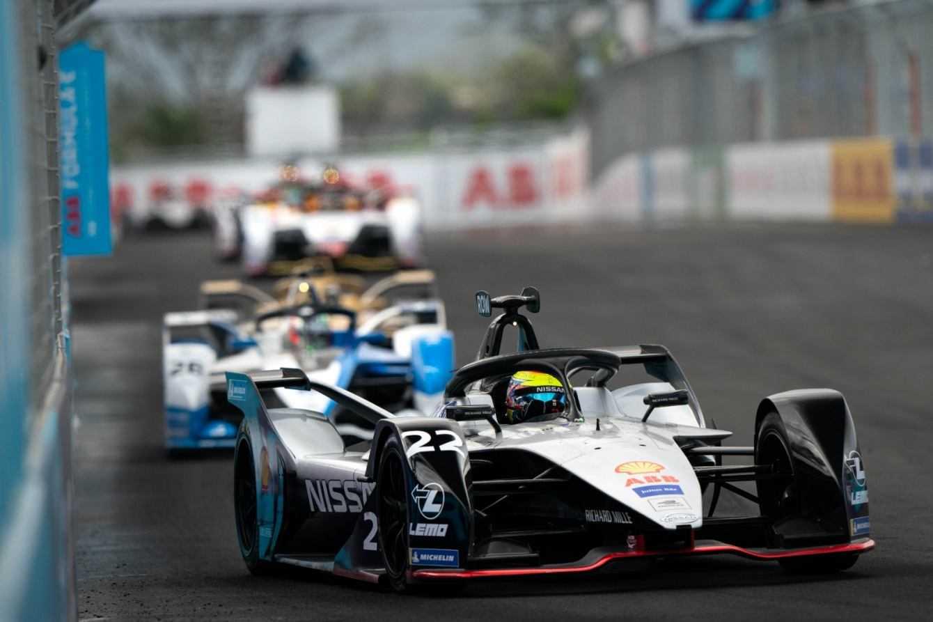 Nissan e.dams in pista per i test pre-stagionali di Formula E