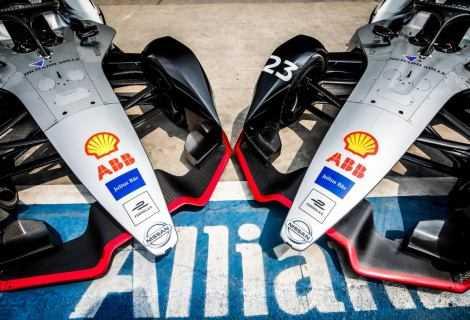 Nissan e.dams arriva in Germania per il campionato di Formula E
