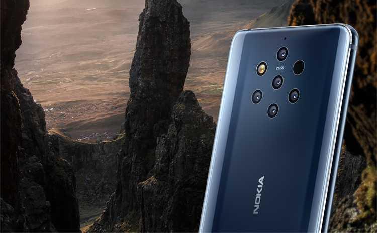 Telefoni Nokia: miglioramento nel tempo per i giovani fotografi