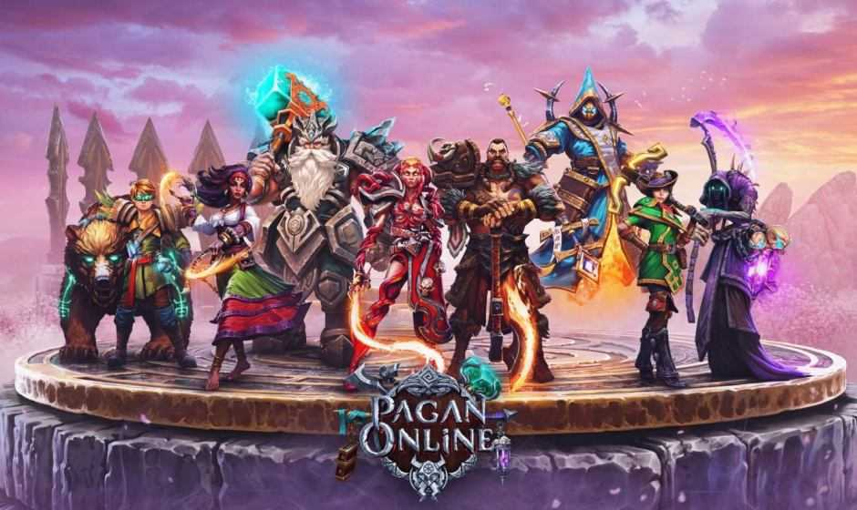 L'action RPG Pagan Online in accesso anticipato