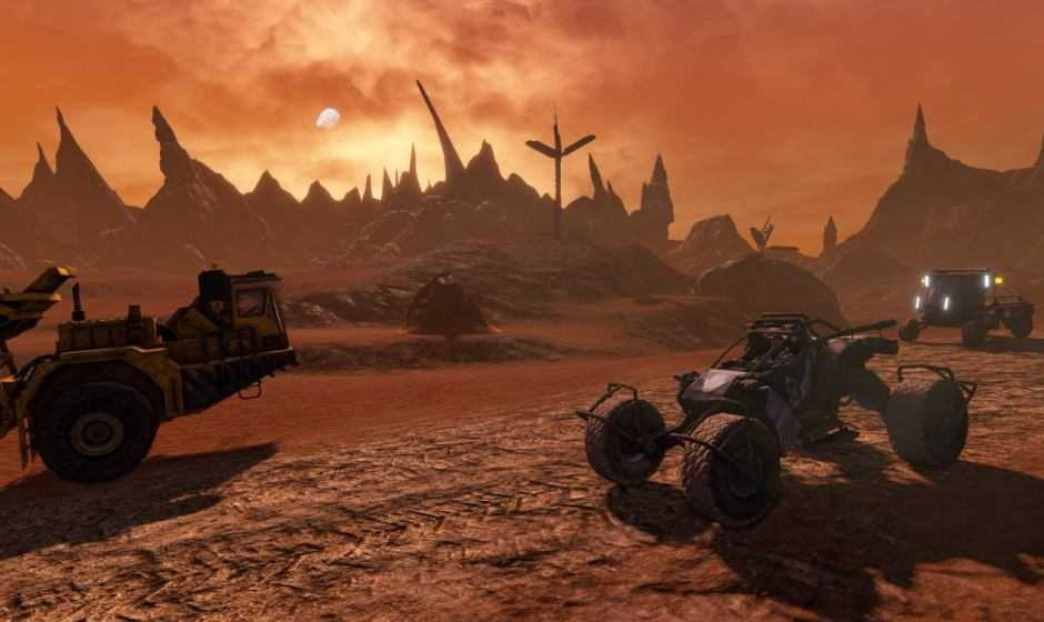 Red Faction Guerrilla Re-Mars-tered sbarca su Nintendo Switch