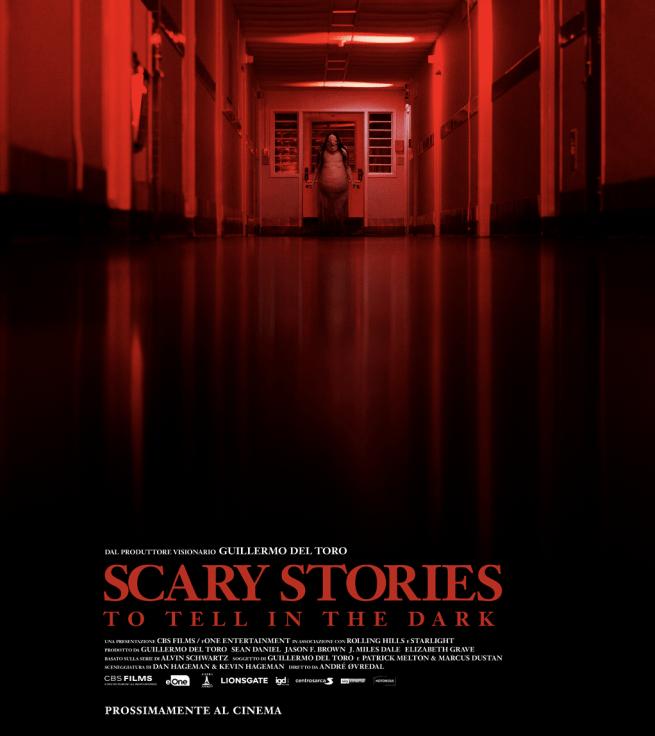 Scary stories to tell in the dark: il trailer del film di Del Toro