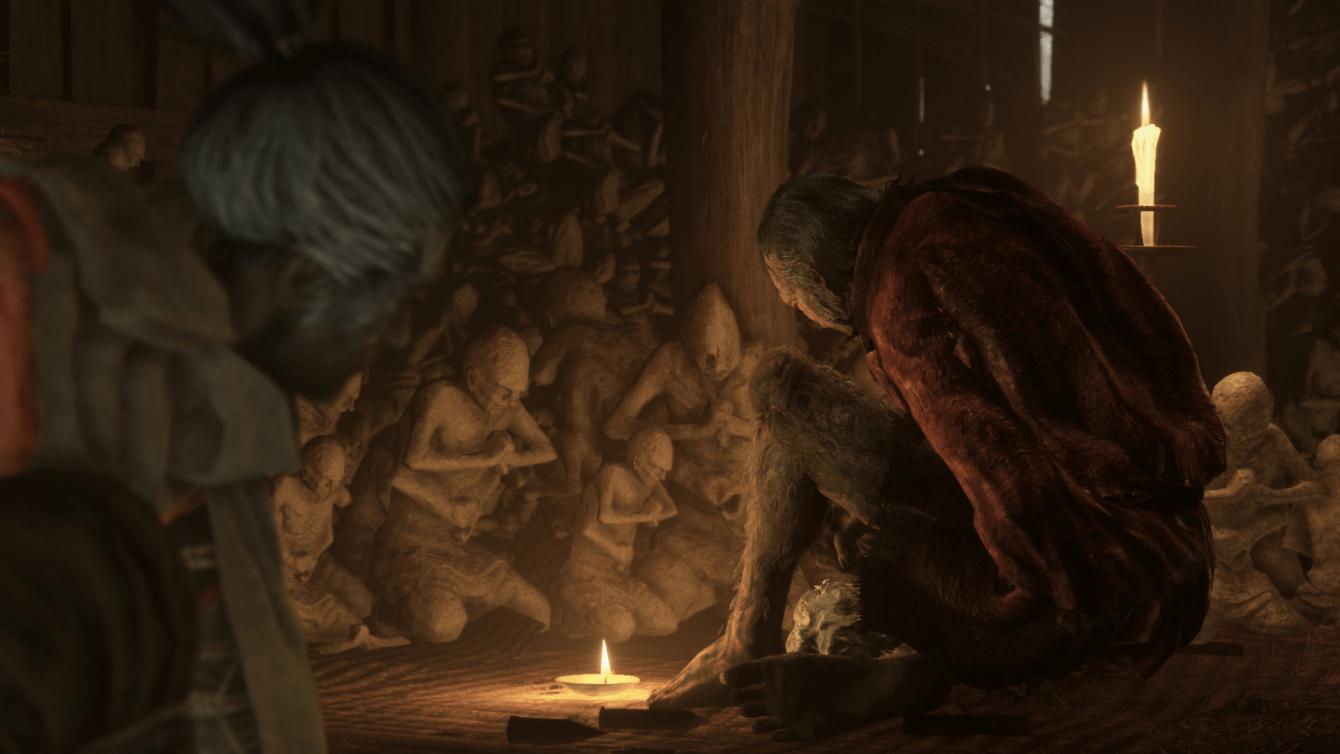 Sekiro: Shadows Die Twice, come curare il Mal del Drago | Guida