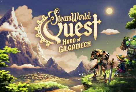 SteamWorld Quest: Hand of Gilgamech, carte steampunk | Recensione