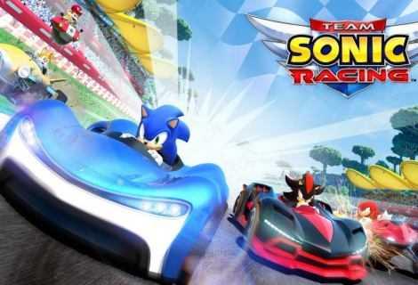 Team Sonic Racing è ora disponibile in tutto il mondo