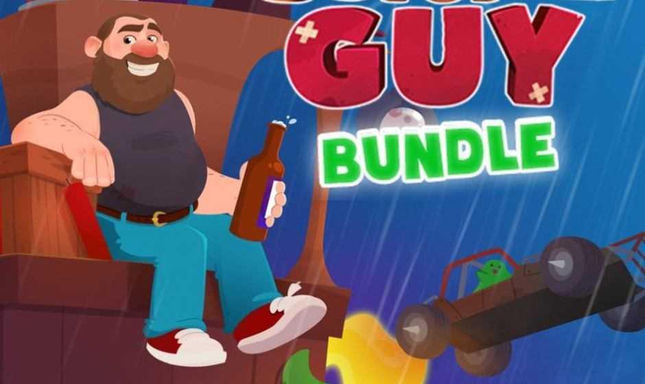 Suicide Guy Bundle adesso disponibile su PlayStation 4