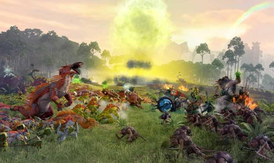 Total War: WARHAMMER II, The Prophet & The Warlock in arrivo