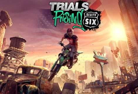Trials Rising: l'espansione Sixty-Six è finalmente disponibile!
