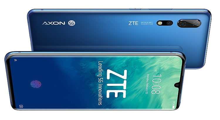 ZTE Axon 10 Pro 5G: scheda tecnica, prezzo e data di uscita