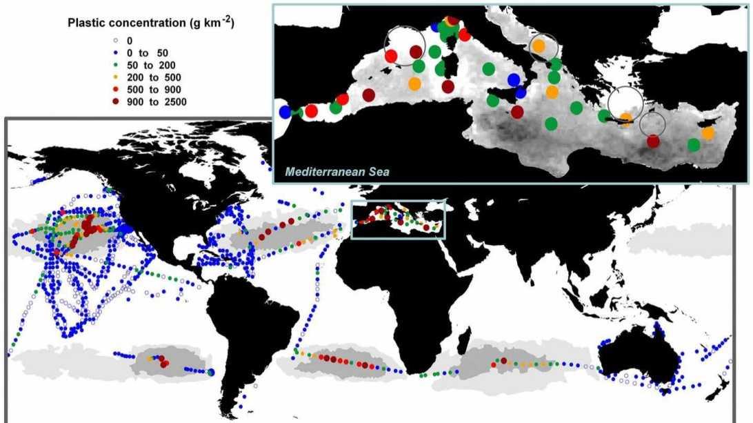 Inquinamento da plastica: una nuova minaccia per il pianeta