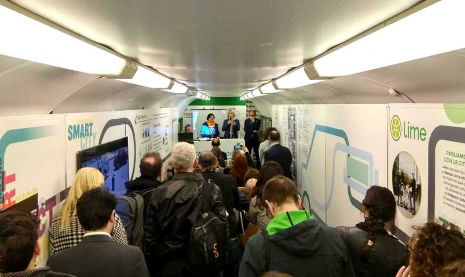 Bosch conclude il viaggio a bordo del Treno Verde