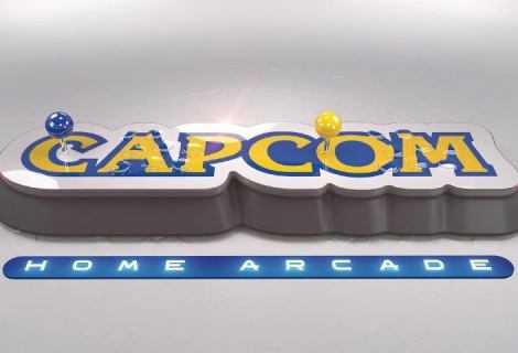 Capcom Home Arcade: annunciata la nuova console retro