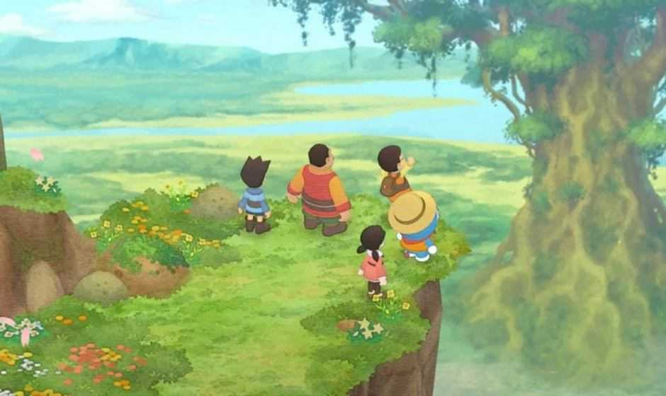 Doraemon Story of Seasons su PS4: ecco il trailer di lancio!
