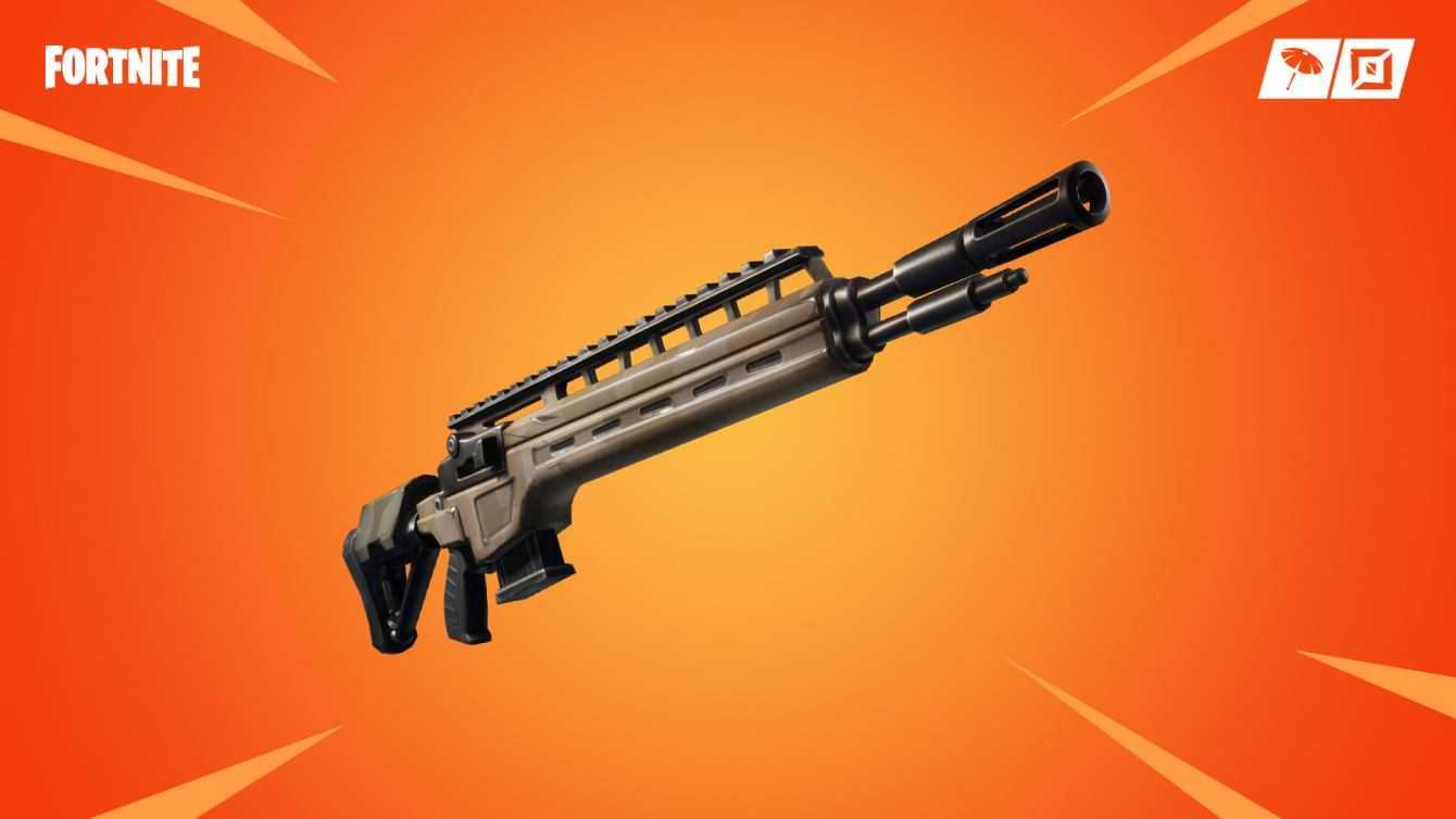 Fortnite: versioni fucile da fanteria e nuova MAT | Patch 8.40