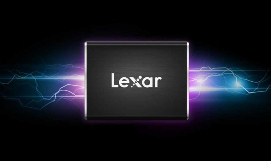 Lexar presenta l' SSD portatile da 1TB più veloce al mondo
