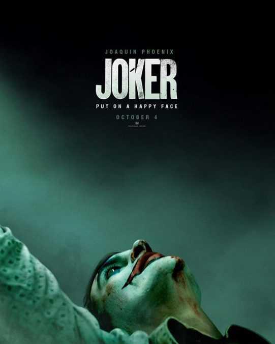 Joker: rilasciati poster e trailer con Joaquin Phoenix protagonista