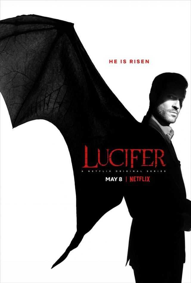 Lucifer, stagione 4: svelata la data di rilascio e il teaser