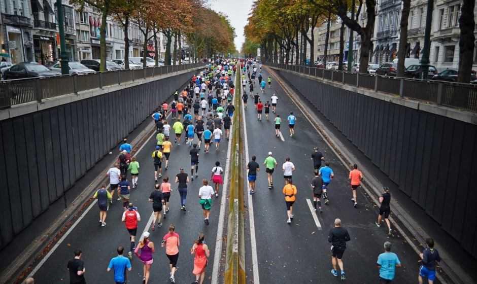Bosch partecipa alla Milano Marathon 2019