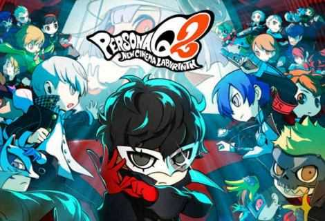 Diamo un'occhiata ai nuovi personaggi di Persona Q2 New Cinema Labyrinth
