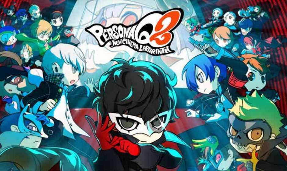 Diamo un'occhiata ai nuovi personaggi di Persona Q2 New Cinema Labyrinth