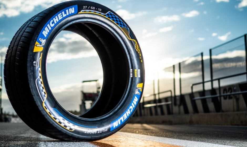 Formula E: debutto italiano per il nuovo Michelin Pilot Sport