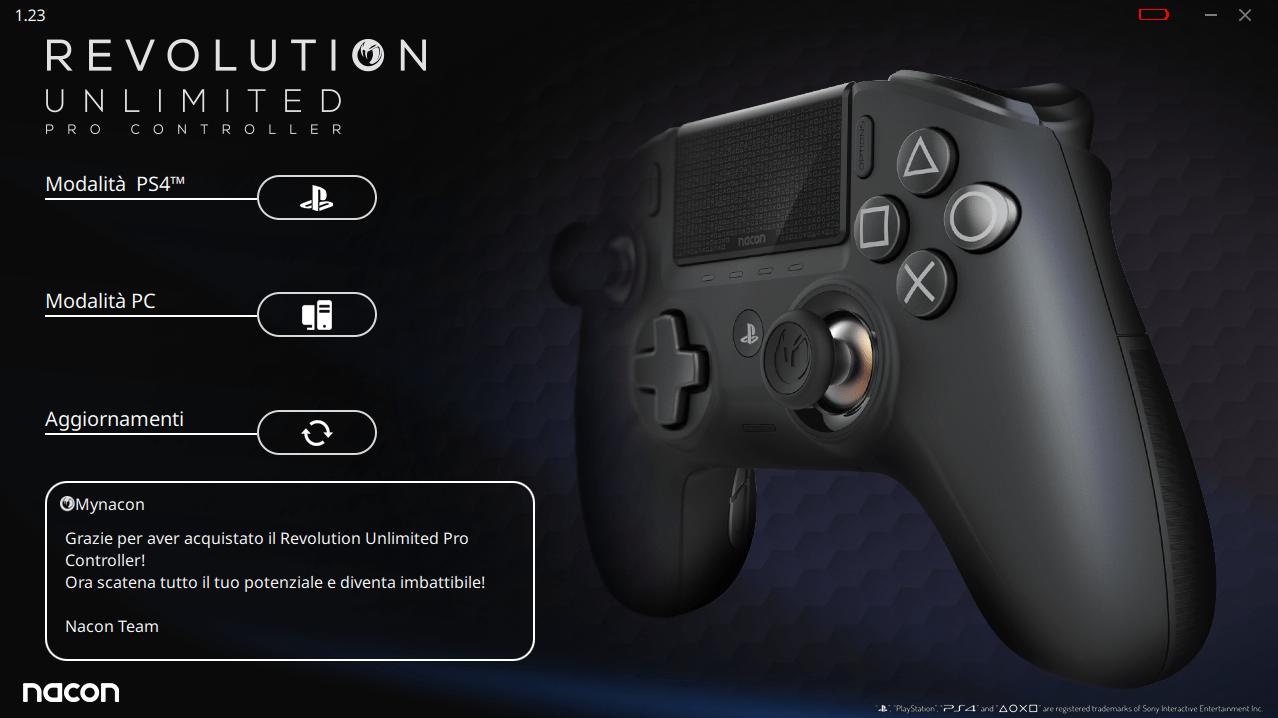 Recensione Nacon Revolution Unlimited: controller per veri pro