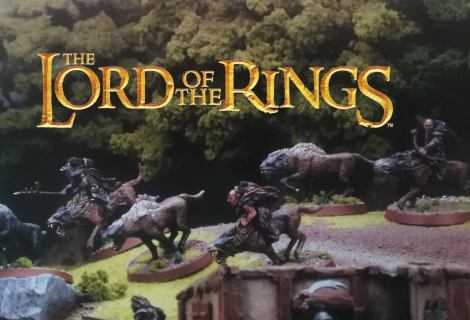 Come dipingere miniature Games Workshop - Tutorial 36: Warg selvaggi